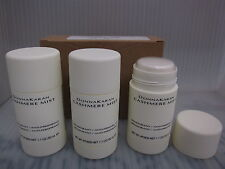 LOT 3 X DONNAKARAN CASHMERE MIST 1.7 oz / 50 ML Antiperspirant Deodorant Stick