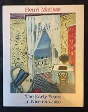 Henri Matisse The Early Years in Nice 1916-1930**SALE**