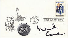 MICHAEL CAINE (1933- ) hand signed autographed 1978 FDC - George Cohan stamp