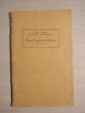 Aus Goethes Gedichten, 1947, Göttinger Lesebogen zur deutschen Literaturgesch.