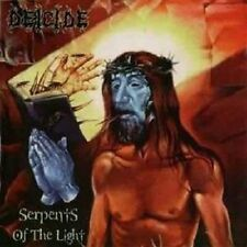 Serpents of the Light by Deicide (Vinyl, May-2011, Roadrunner Records)