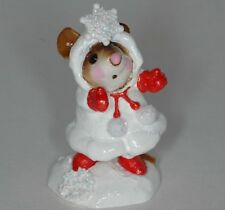 Wee Forest Folk Retired Special Color Noah's Crystal