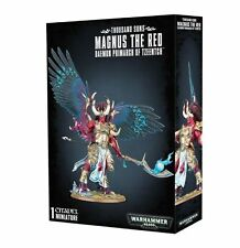 Warhamer 40k Thousand Sons Magnus the Red Daemon Primarch of Tzeentch NIB