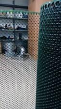 RETE IN PVC RECINZIONE BALCONE PROTEZIONE BAMBINI H100 PLASTICA VERDE ESAGONALE