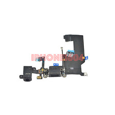 iPhone 5 Dock Charging Port Audio Jack Flex Cable Assembly Part – Black - CANADA