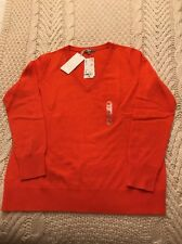 Lovely 100% Cashmere Jumper By Uniqlo Size XL (14-16) BNWT