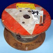 """COMMERCIAL GROUP PRODUCT 105' OAL, 7/16"""" DIA BUTTON END WIRE ROPE SW-714 *NEW*"""