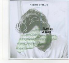 (FB468) Thomas Dybdahl, Man On A Wire - 2013 DJ CD
