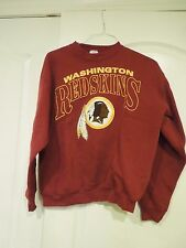 Jostens Washington Redskins NFL Football Team Sweatshirt Men's Size Large