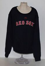 MLB Boston Red Sox Majestic Kids Medium Blue Sweatshirt