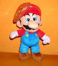 Super Mario 22cm Plüsch plush neuwertig Plüschfigur Puppe