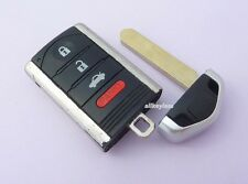 OEM ACURA TL TECH smart key keyless entry remote transmitter DR2 +BLANK INSERT