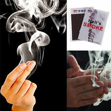 Adorable Finger - Smoke Magic Trick Magic Illusion Stage Close-Up Stand-Up Toys