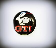 GTI Badge Logo Emblem Sticker for VW SEAT Key Fob Remote Golf Polo Ibiza Leon FR