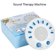 Sleep Easy Sound Conditioner Spa White Noise Machine Nature Peace Therapy 9Music