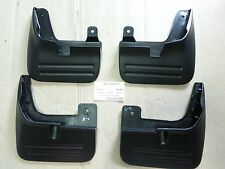 HYUNDAI ILOAD 2007-ONWARDS GENUINE BRAND NEW MUD FLAP A SET (4PC)