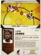 Panini NBA (Adrenalyn XL) 2013/2014 - #020 LeBron James - Board Members