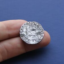 Hammered Silver Coin Philip & Mary Groat c 1554 AD