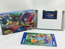 Nintendo Game Boy Advance Japan Rockman Zero 4 (Megaman) Box Tracking from Japan