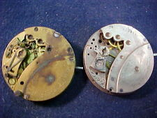 vintage lot of 2 Columbus 16s movements for parts