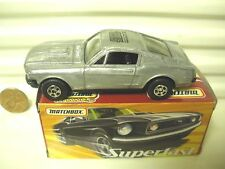 Matchbox 2005 Hershey Toy Show Dealer #52 Ford Mustang 428 Car New Mint Boxed