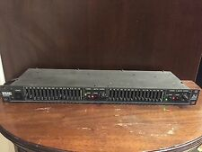 Rane ME-15 Dual Channel 15 Band Rack Mount Micro Graphic Equalizer