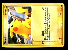PROMO POKEMON POP Serie 4 N° 13/17 PIKACHU