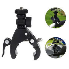 360° Rotatable Bike Bicycle Handlebar Clip On Clamp Mount ZY For GoPro Camera