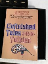 Unfinished Tales by J.R.R. Tolkien
