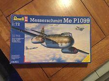 MAQUETTE AVION MESSERSCHMITT ME P1099 REVELL  NEUF 1/72 04301