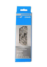 Shimano CN 6600 Chain Ultegra 10 Speed 116 Members also for Triple