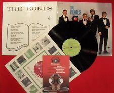 THE ROKES - THE ROKES - Vinyl, LP, Gat, 1968 - Prima Stampa - Perfetto!