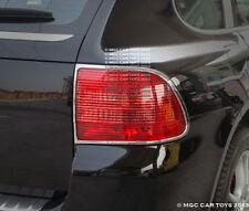 Porsche Cayenne 2003-2006 Taillight Chrome Trim Surround (One Pair)