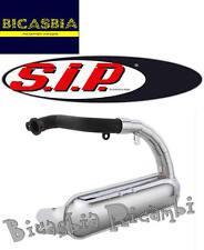 5866 - MARMITTA A SILURO CROMATA SIP ROAD VESPA 125 ET3 - PRIMAVERA