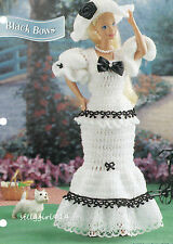 """DRESS AND HAT""~Annie's Crochet PATTERN~PATTERN ONLY fits BARBIE FASHION DOLL"