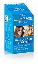 Ultra Doux Coloration Cheveux Décapant de Scott Cornwall Aller Blonde Plus sûr