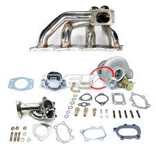 S13 S14 ka24 ka24de Twin Cam td05 18g Turbo Kit 380hp+