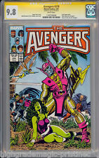 AVENGERS #278 CGC 9.8 STAN LEE SS SINGLE HIGHEST GRADED #1197735020