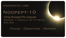 Aggressive Labz Noopept-10 Insane Focus 60 Capsules