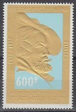 Kongo Congo 1977 ** Mi.590 Gemälde Paintings Rubens Gold Foil [sq5481]