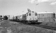 Eisenbahn Spoorwegen Railway NS 2371 2 Nederland Netherlands Original Negative
