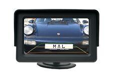 "4.3"" Zoll Monitor TFT Bildschirm Rückfahrkamera LKW Auto KFZ LCD Display"