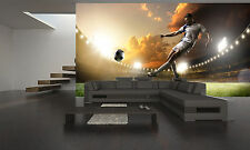 Soccer Player Wall Mural Photo Wallpaper GIANT WALL DECOR PAPER POSTER