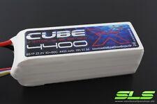 SLS X-CUBE Lipo 6S 4400mAh 22.2V 30C/60C! z.B. für Helis, Großmodelle, etc.!TOP!