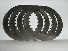 HONDA MTX125 MTX 125 SET OF STEEL CLUTCH PLATES