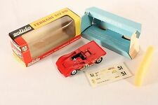 Solido 194, Ferrari 312 PB, Mint in Box #ab755