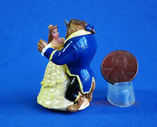 Cake Topper Disney Figure Statue Display Cartoon Model Beauty And The Beast D16