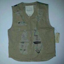 Ralph Lauren Denim & Supply Mens Zip Up VestSize Small NWT New
