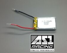 LIPO BATTERIA 700mAh 3.7 V per RC Elicottero MP3 GPS IPOD TABLET PC SAT NAV