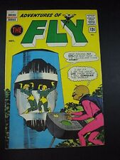 Silver Age Archie Comics Adventures of the Fly #23 FN 1962